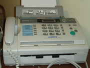 Продам лазерный факс Panasonic KX-FL403UA (б/у)