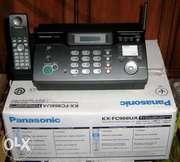 Факс с радиотрубкой Панасоник KX-FC 966 UA
