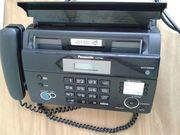 Продам телефон-факс Panasonic KX-FT982UA-B Black